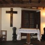 Les chambres de saint Ignace à Rome