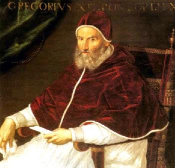 Pape Grégoire XIII