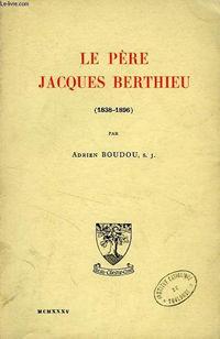 Jacques Berthieu par Adrien Boudou sj