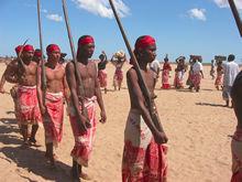 Menalamba Les toges rouges
