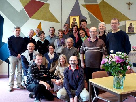 RDI - Réseau de diacres de spiritualité  ignatienne à Chaillé - 27 juillet 2011