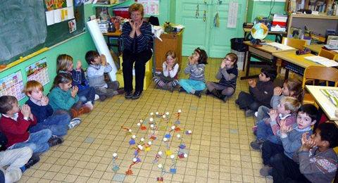 Un exercice d'intériorité en classe de CP autour de l'enseignate, Marie-Pierre Allard