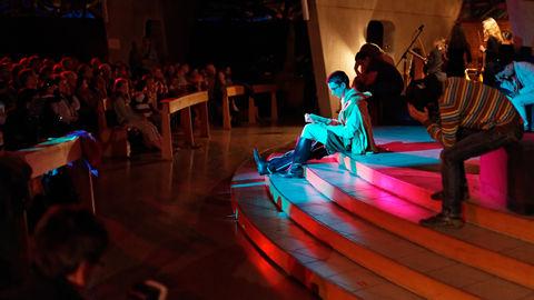 Le spectacle du MEJ à Pau