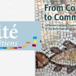 Soirée-débat : Du conflit à la communion