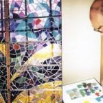 Rétrospective à Quimperlé de l'œuvre d'André Bouler sj