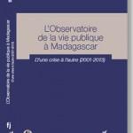 Observatoire de la vie publique à Madagascar