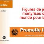 Martyrs pour la justice – Promotio Iustitiae n°117