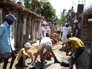 E chantier annuel Inde espoir 19 92