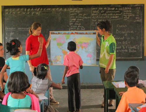 Cet été, devenez volontaire sur un chantier avec l'association Inde-Espoir