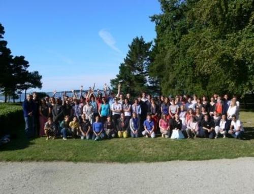 Avec d'autres, avancer au large à l'écoute de la Parole : la retraite estivale des Jeunes Pros à Penboc'h