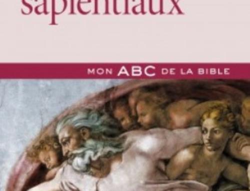 Les Livres sapentiaux, du P. Maurice Gilbert sj
