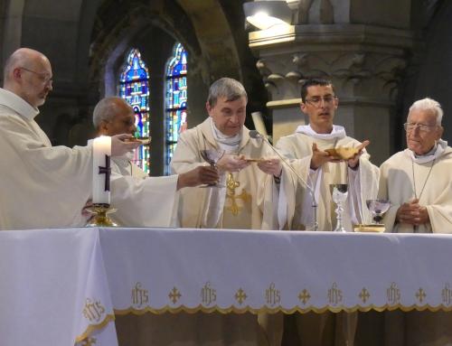 Ordination presbytérale – Saint-Denys de l'Estrée – 10 juin 2017