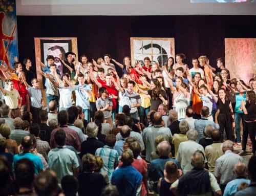 Namur 2017 : Des membres de la Communauté de Vie Chrétienne en France témoignent