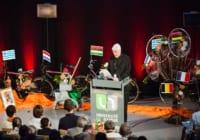 Intervention du Père Arturo Sosa Namur 2017