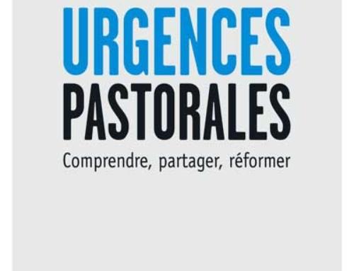 Urgences pastorales, du P. Christoph Theobald sj