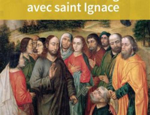 Entrer dans l'Évangile avec saint Ignace, du P. Marc Rastoin sj
