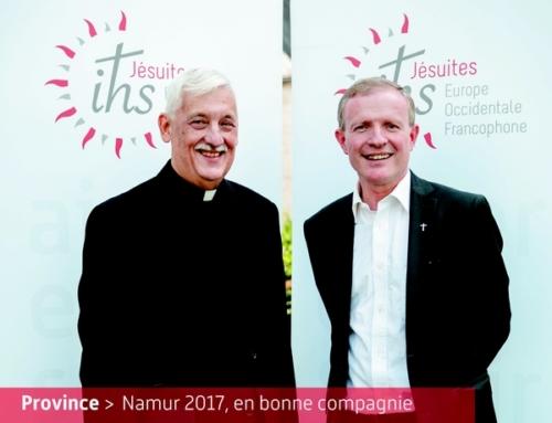 Échos jésuites 2017-2