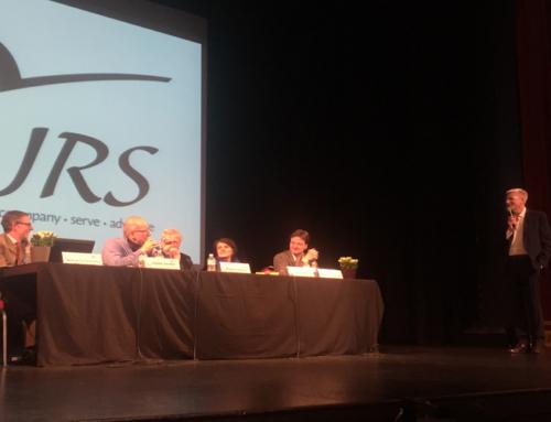 Retour sur la Conférence du JRS Belgium sur «L'empreinte migratoire»