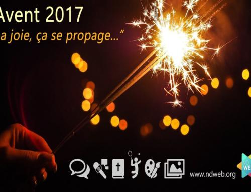 «Avent 2017 : La joie, ça se propage !» : la retraite proposée par Notre Dame du Web