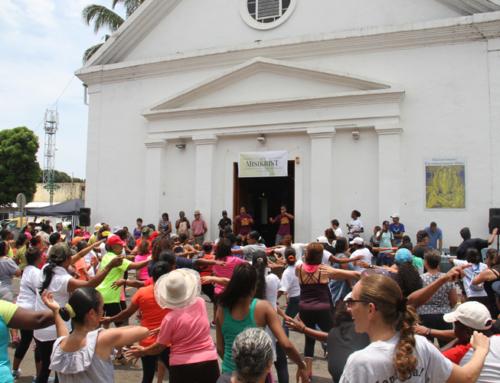 Foi et zumba : découvrez la «catho-fitness» à La Réunion