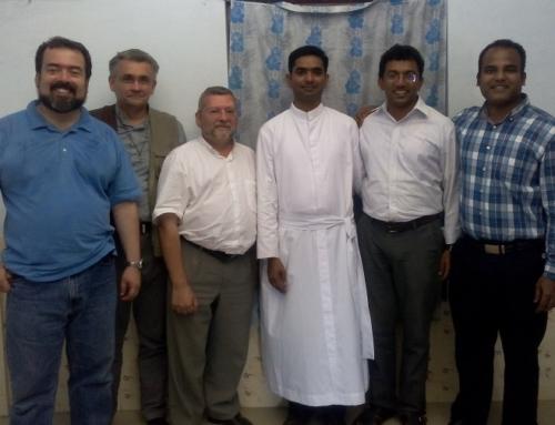 Les jésuites en Inde du Sud : le témoignage du P. Ashok Bodhana sj