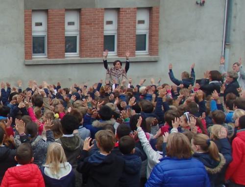 Témoignage d'Anne Gatinois, Chef d'établissement du primaire à Saint-Joseph de Reims