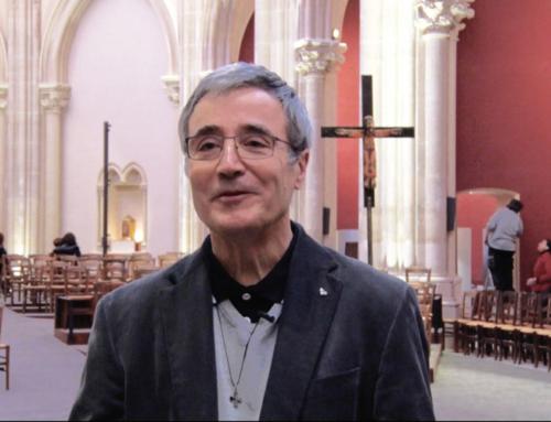 L'église Saint-Ignace à Paris a retrouvé sa blancheur