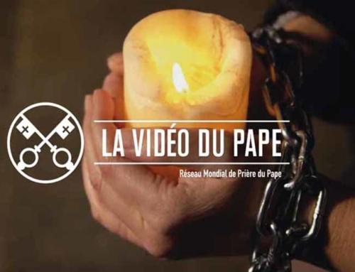 La Vidéo du Pape – Janvier 2018 – Le pape François appelle à prier pour les minorités religieuses en Asie