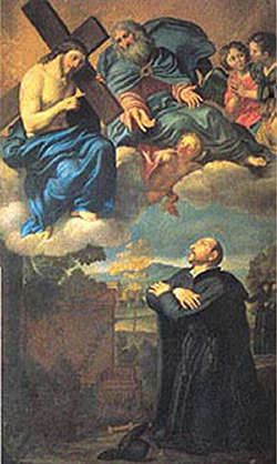 Saint Ignace de Loyola sj 31 juillet | Jésuites