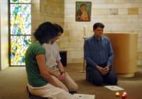 jeunes prière oratoire manrèse