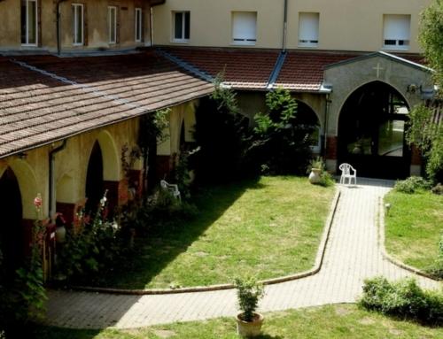 Le Centre spirituel jésuite du Châtelard