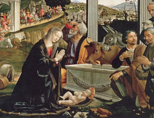 Contemplation de la Nativité selon saint Ignace