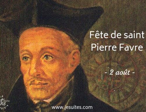Saint Pierre Favre sj