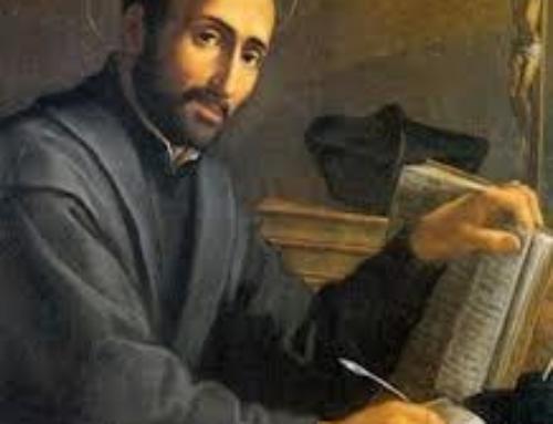 Saint Ignace de Loyola sj  31 juillet