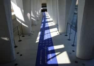 Jardin du bureau international du travail à genève von jean peské