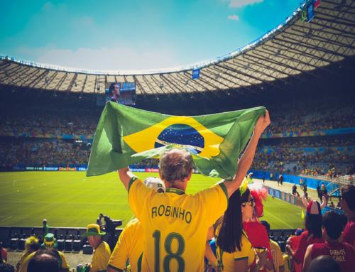Qui a introduit la passion du football au Brésil ?