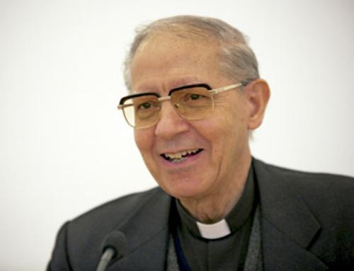 Les attentes de la 36ème Congrégation Générale, par le P. Adolfo Nicolas sj
