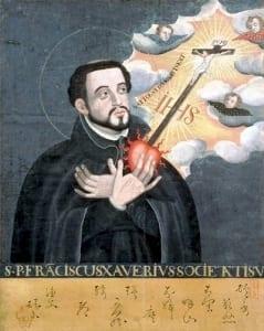 Mort de François Xavier aux portes de la Chine
