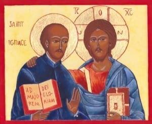 icône Ignace Christ