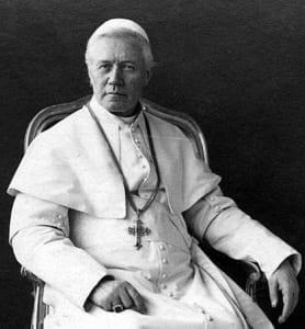L'institut Pontifical Biblique est confié à la Compagnie par Pie X
