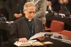 Adolfo Nicolas est élu Supérieur Général