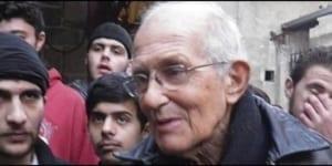 Assassinat de Frans Van der Lugt à Homs en Syrie