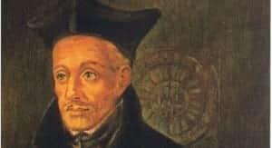 Canonisation de Pierre Favre, jésuite