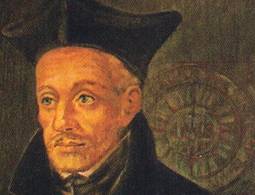 Sur les pas de saint Pierre Favre, par le P. Pierre Emonet sj
