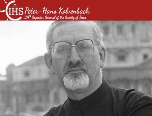 Décès du P. Peter Hans Kolvenbach sj