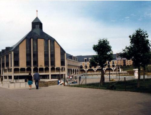 Louvain-la-Neuve – Maison Saint-Pierre Favre