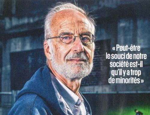 """""""Transhumanisme à humaniser"""" : interview du P. Charles Delhez sj par Le Vif"""