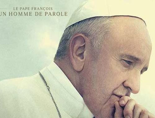 """""""Le pape François : Un homme de parole"""" de Wim Wenders : le regard de Marc Rastoin, jésuite cinéphile"""