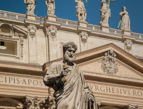 Le rassemblement Loyola XXI à Rome