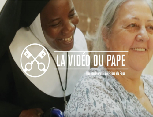 La Vidéo du Pape – Octobre 2018 – Pour que les consacrés réveillent leur ferveur missionnaire